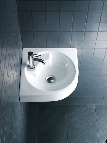 Lavabo d'angle Architec de Duravit Salle de bains