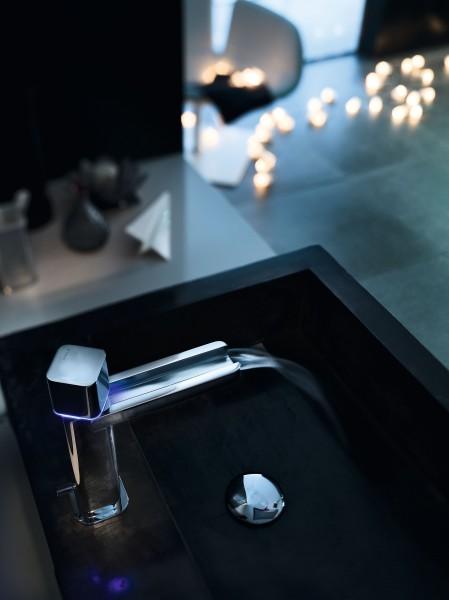 Mitigeur électronique LOOP E de Nobili Salle de bains