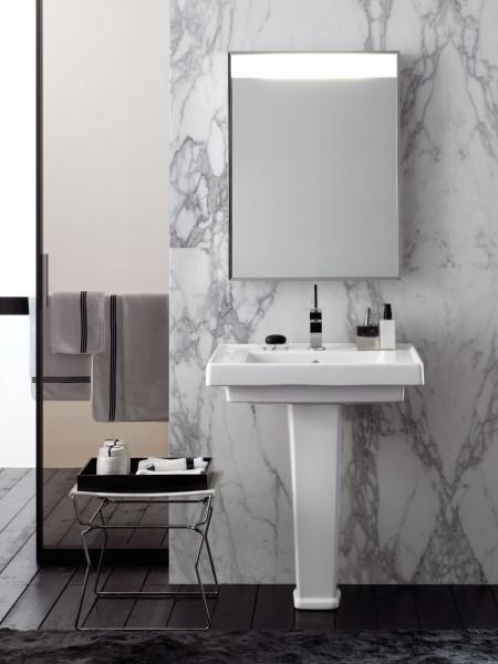 Lavabo colonne pour salle de bains Carat d'Allia