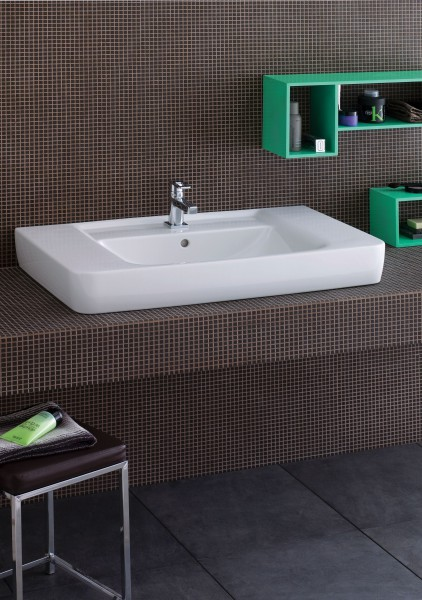Lavabo à poser pour salle de bains Prima Style d'Allia