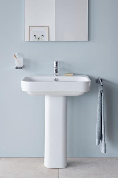 Lavabo colonne pour salle de bains HappyD2 Duravit