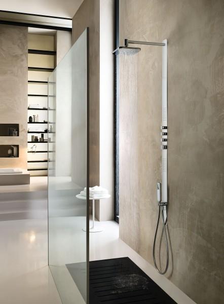 Colonne de douche salle de bains LOOP Nobili