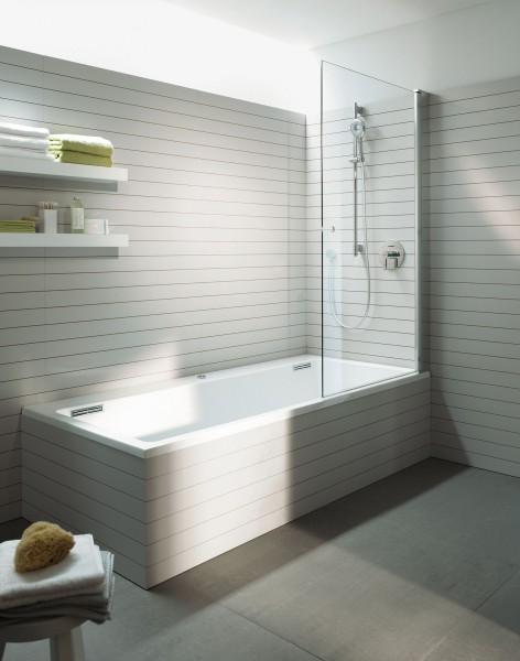Pare-bains pivotant pour salle de bains Openspace Duravit