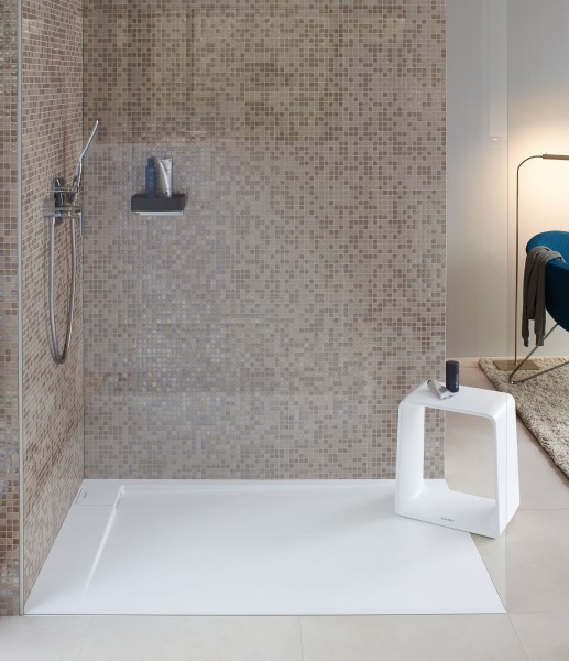 Receveur de douche à encastrer P3 confort Duravit