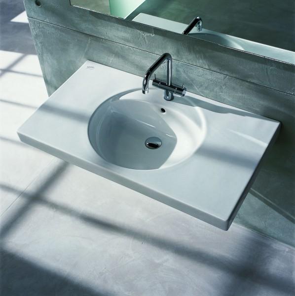 Plan de toilette autoportant de salle de bains Preciosa d'Allia
