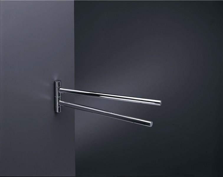 Porte-serviettes pour salle de bains Starck 1 de Duravit