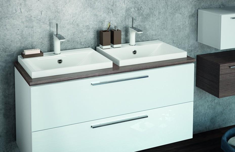 Vasque à encastrer pour salle de bains AKIDO d'Ambiance Bain