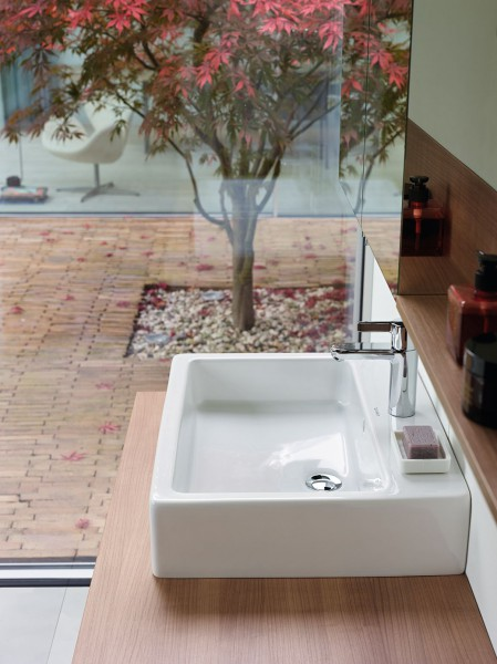Vasque de salle de bains à poser Vero de Duravit