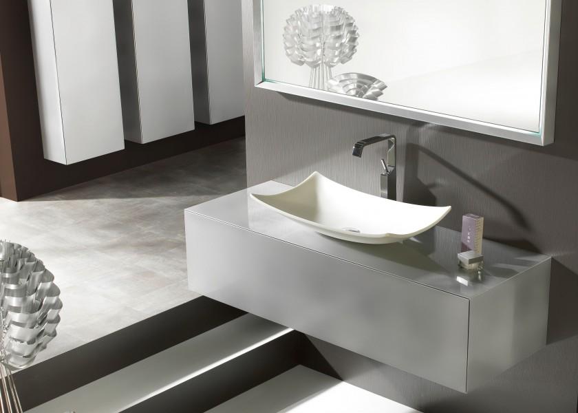 Vasques à poser dans la salle de bains : fiche produit ...