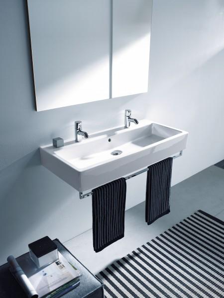 Plan de toilette autoportant Vero de Duravit