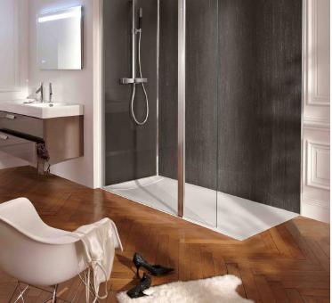 Panneaux muraux pour douche PANOLUX de Jacob Delafon