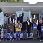 Top départ pour le Tour de France Kinedo 2015
