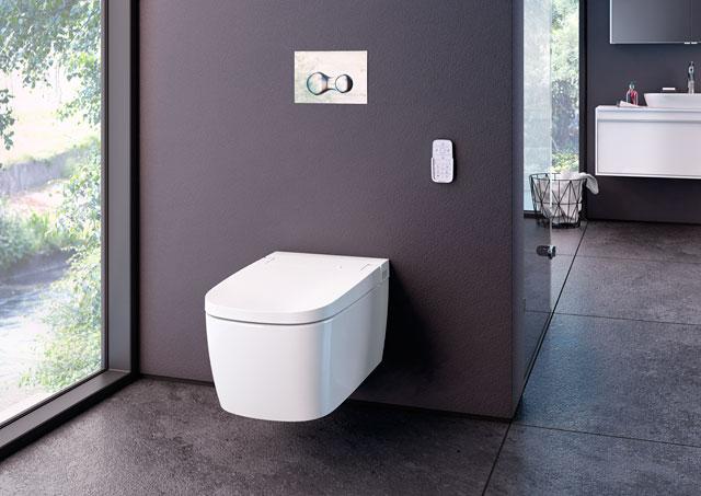WC lavants Vcare de VitrA salle de bains