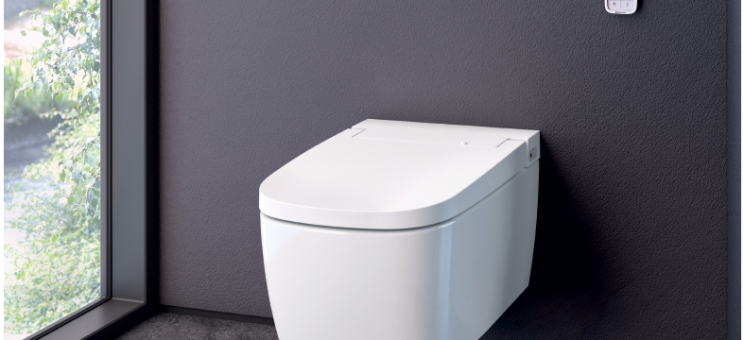 WC lavant V-CARE de VitrA