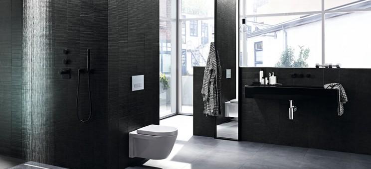 Grande salle de bains élégante GEBERIT