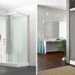 Toutes les cabines de douche respectent une norme européenne !