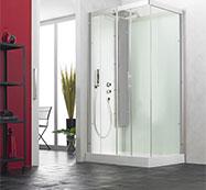 Cabine de douche moderne