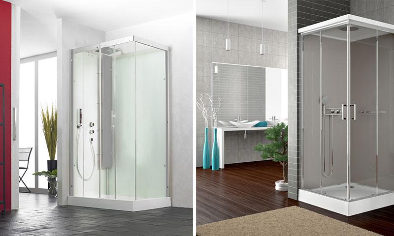 normes cabines de douche