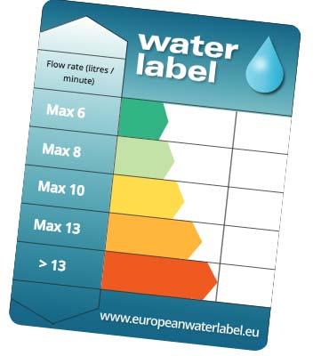 exemple d'étiquette du Walter Label