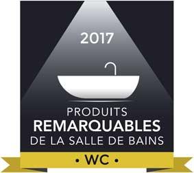 Logo produit remarquable de la salle de bains 2017 wc