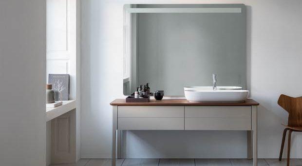 produits remarquables 2018 meuble vasque luv de duravit