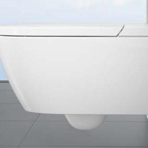 Produit Remarquable de la salle de bains 2018 : le WC lavant Vi Clean de Villeroy & Boch
