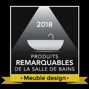 Logo Produits remarquables 2018, meuble design