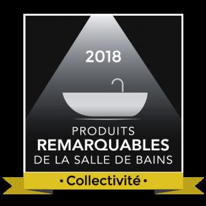 Produit remarquable 2018, Collectivités