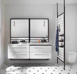 salle de bains Flex de Burgbad