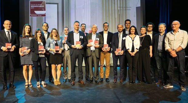 Les lauréats du palmarès la Salle de Bain remarquable 2019